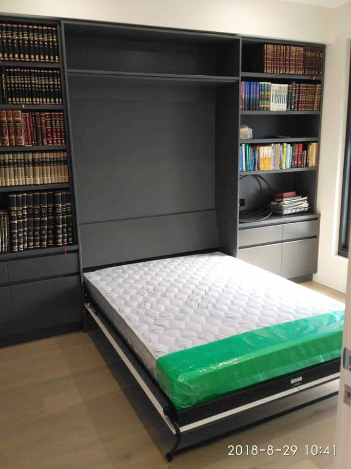 Fold-down Bed